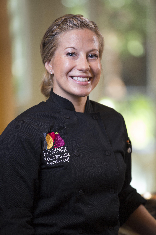 Chef Karla Williams