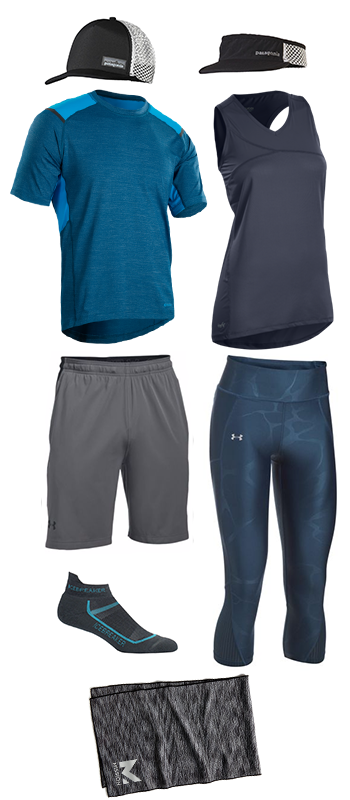 Cool Fitness Gear For Summer