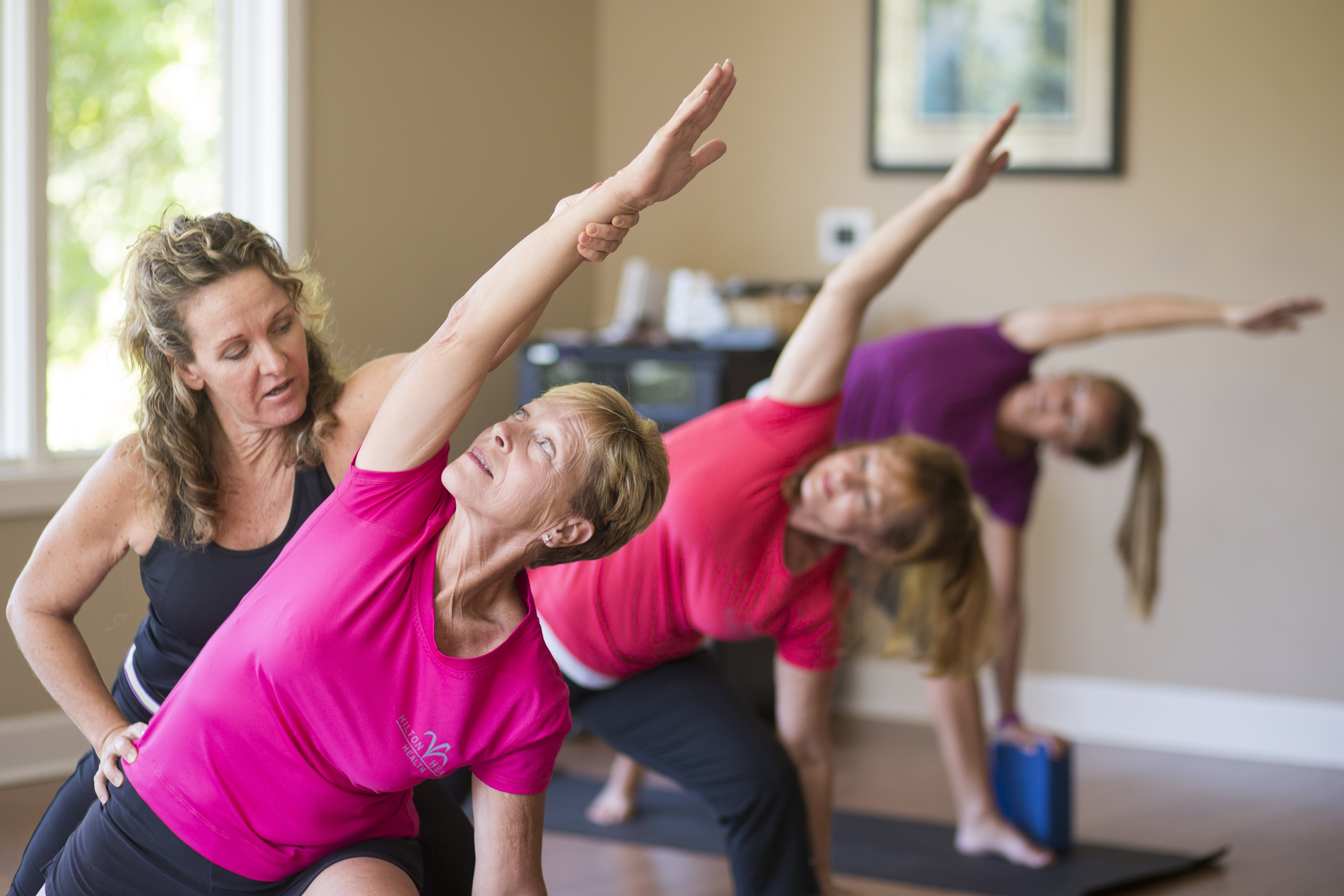 H3 Yoga Class