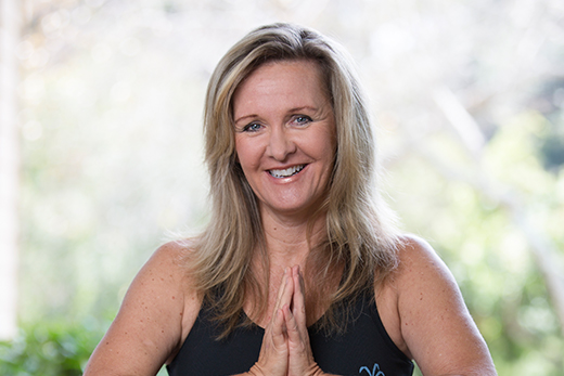 H3 Yoga Instructor Karen Varechia