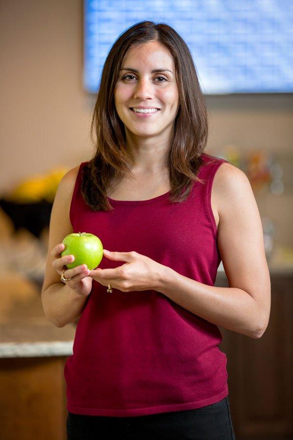 Registered Dietitian, Felicia Spence