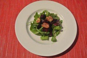 Roasted Beet Salad Healthy Recipe