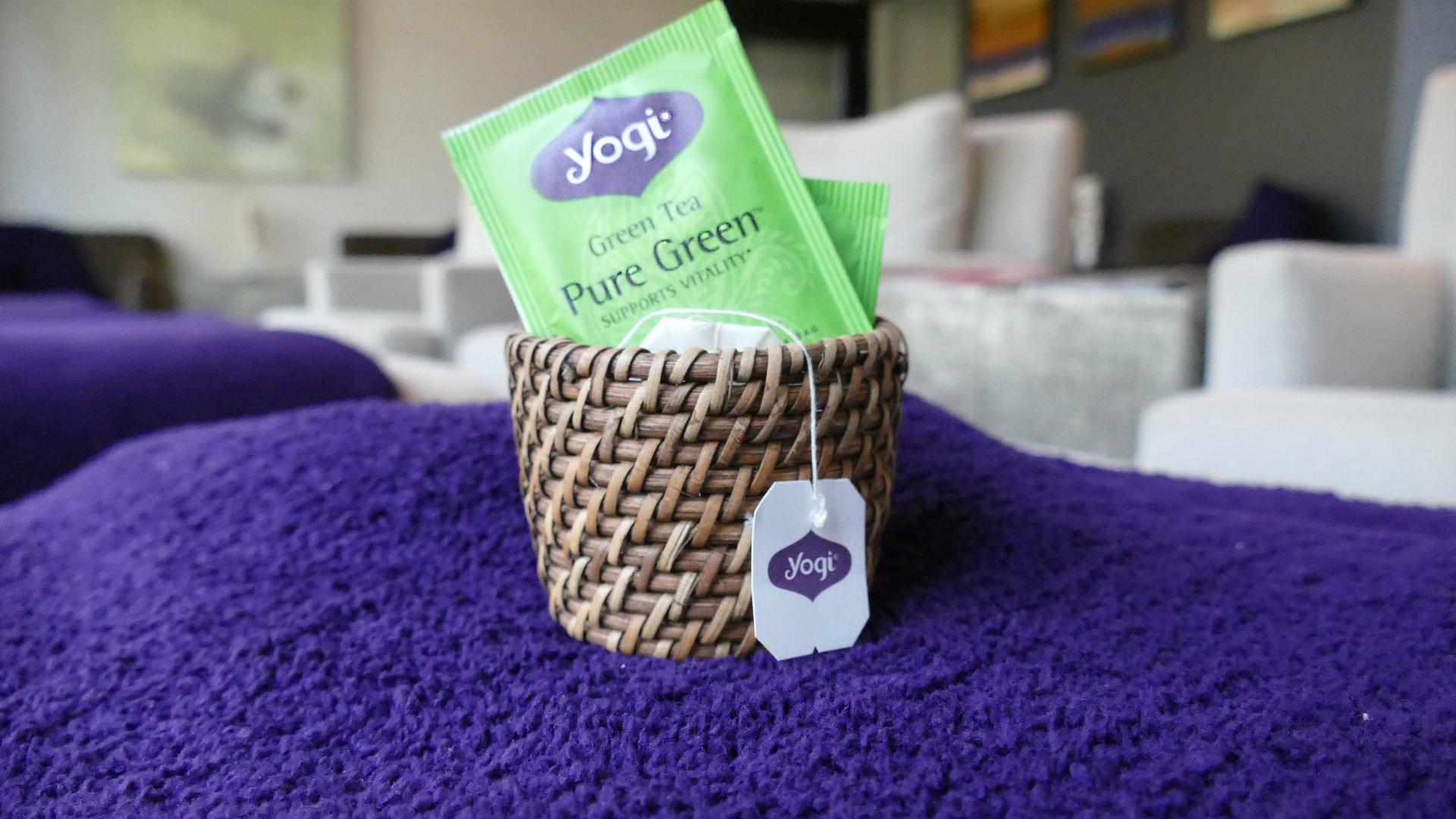 Yogi Green Tea