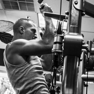man working out 2