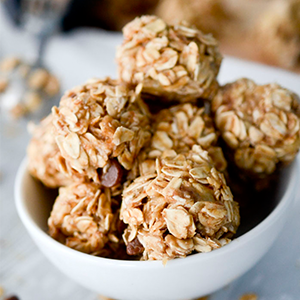 No Bake Oat Energy Bites